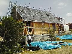 N邸屋根2
